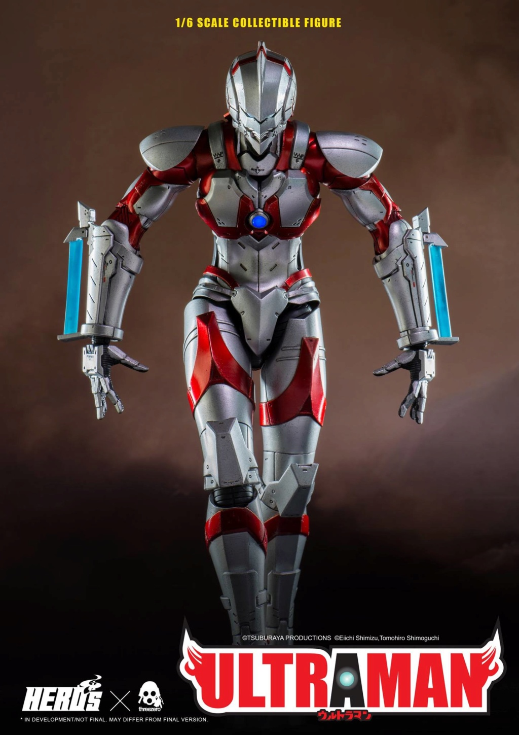 Topics tagged under ultraman on OneSixthFigures 10215310