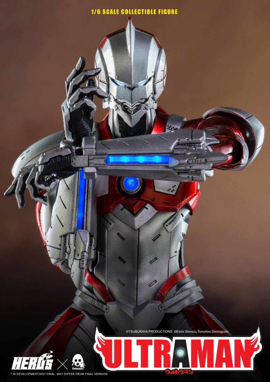 Topics tagged under ultraman on OneSixthFigures 10215810