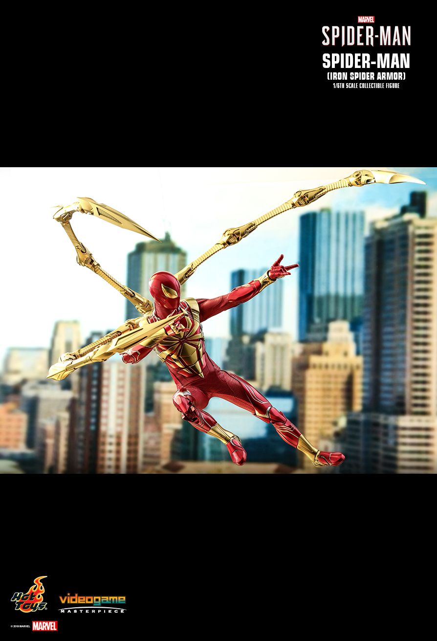 Topics tagged under ironspider-man on OneSixthFigures 10219