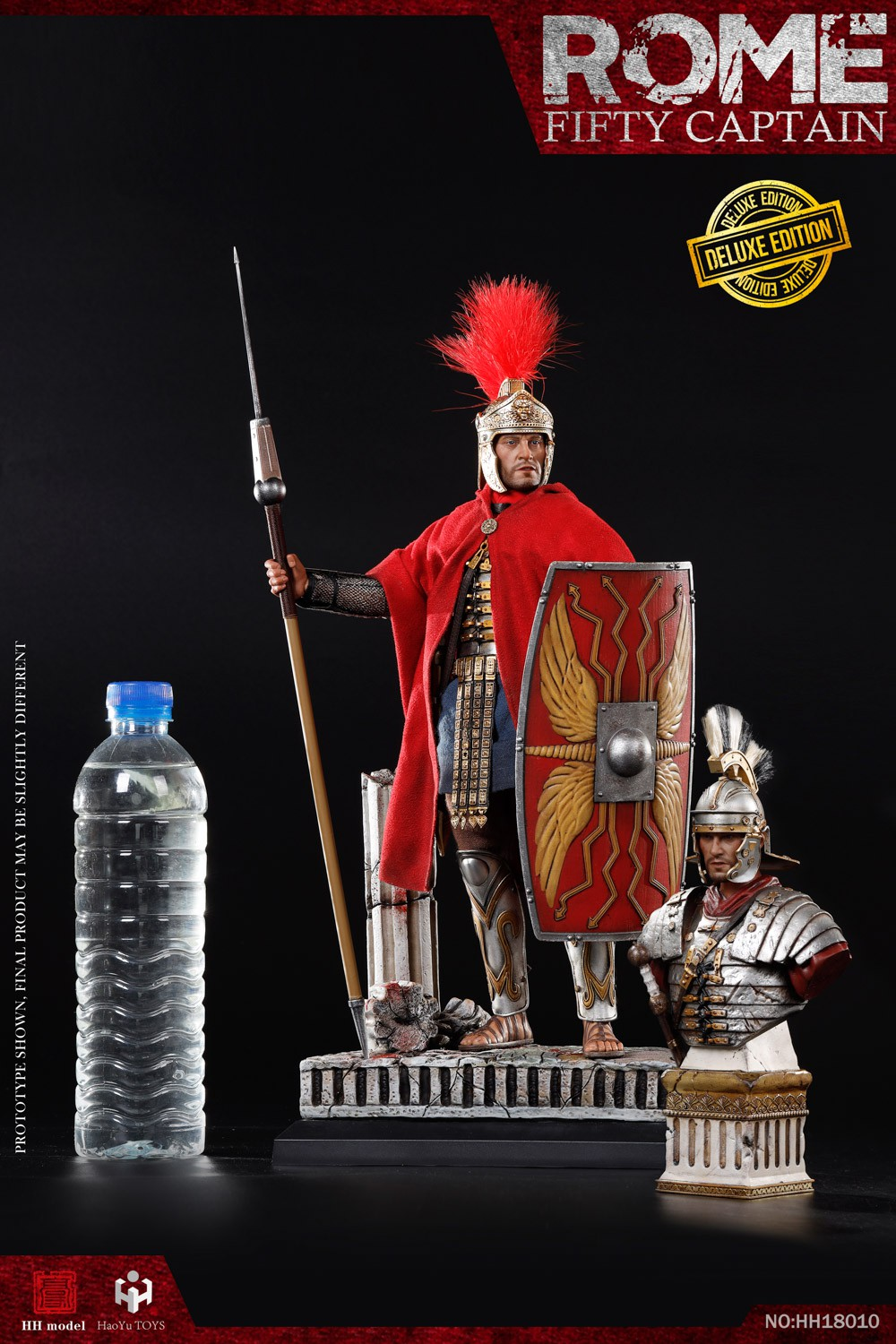 haoyutoys - NEW PRODUCT: HHmodel & HaoYuTOYS: 1/6 Imperial Legion-Heavy Soldier Fifty Captain [A total of three versions] & Scorpion 10244810