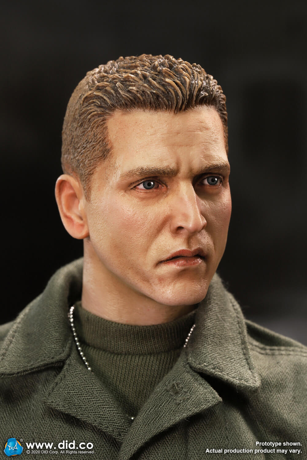 DiD - NEW PRODUCT: DiD: A80144 WWII US 2nd Ranger Battalion Series 4 Private Jackson 10314