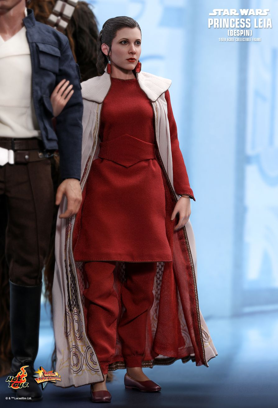 empirestrikesback - NEW PRODUCT: HOT TOYS: STAR WARS: THE EMPIRE STRIKES BACK PRINCESS LEIA (BESPIN) 1/6TH SCALE COLLECTIBLE FIGURE 1045