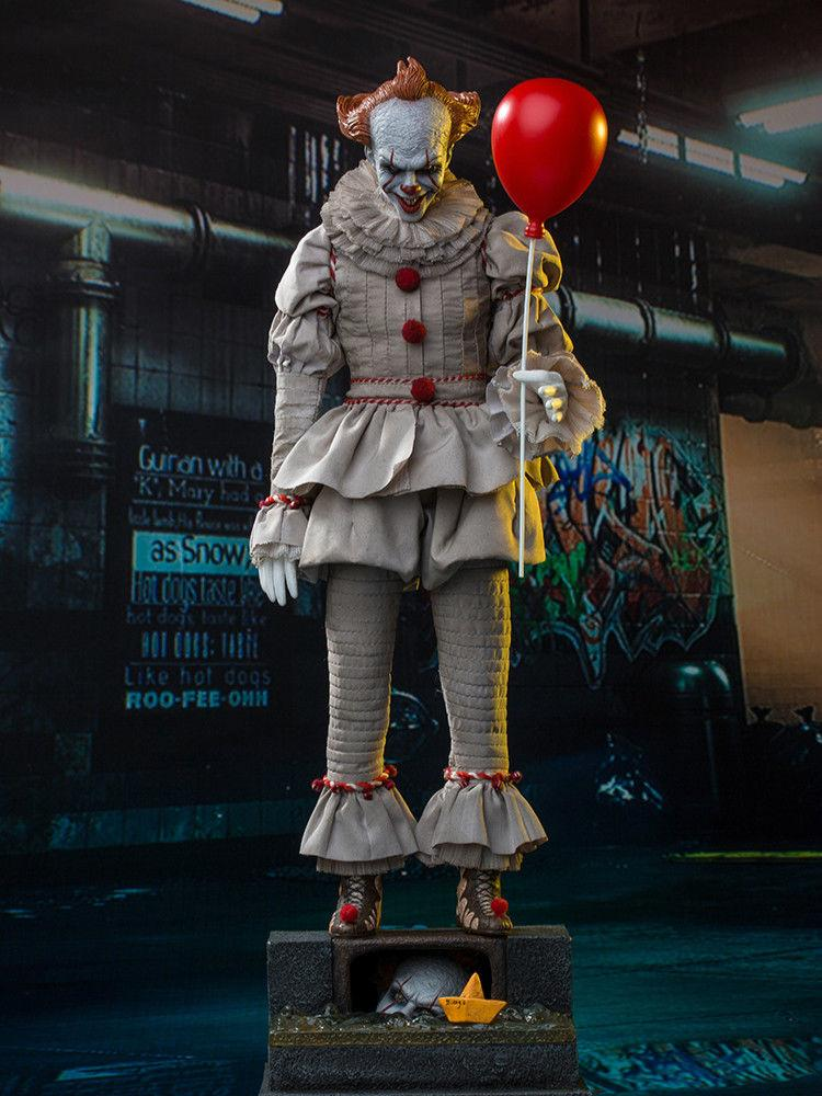 horror - NEW PRODUCT: 1/6 scale ACME TOYS Clown IT Action Figure 10_10510