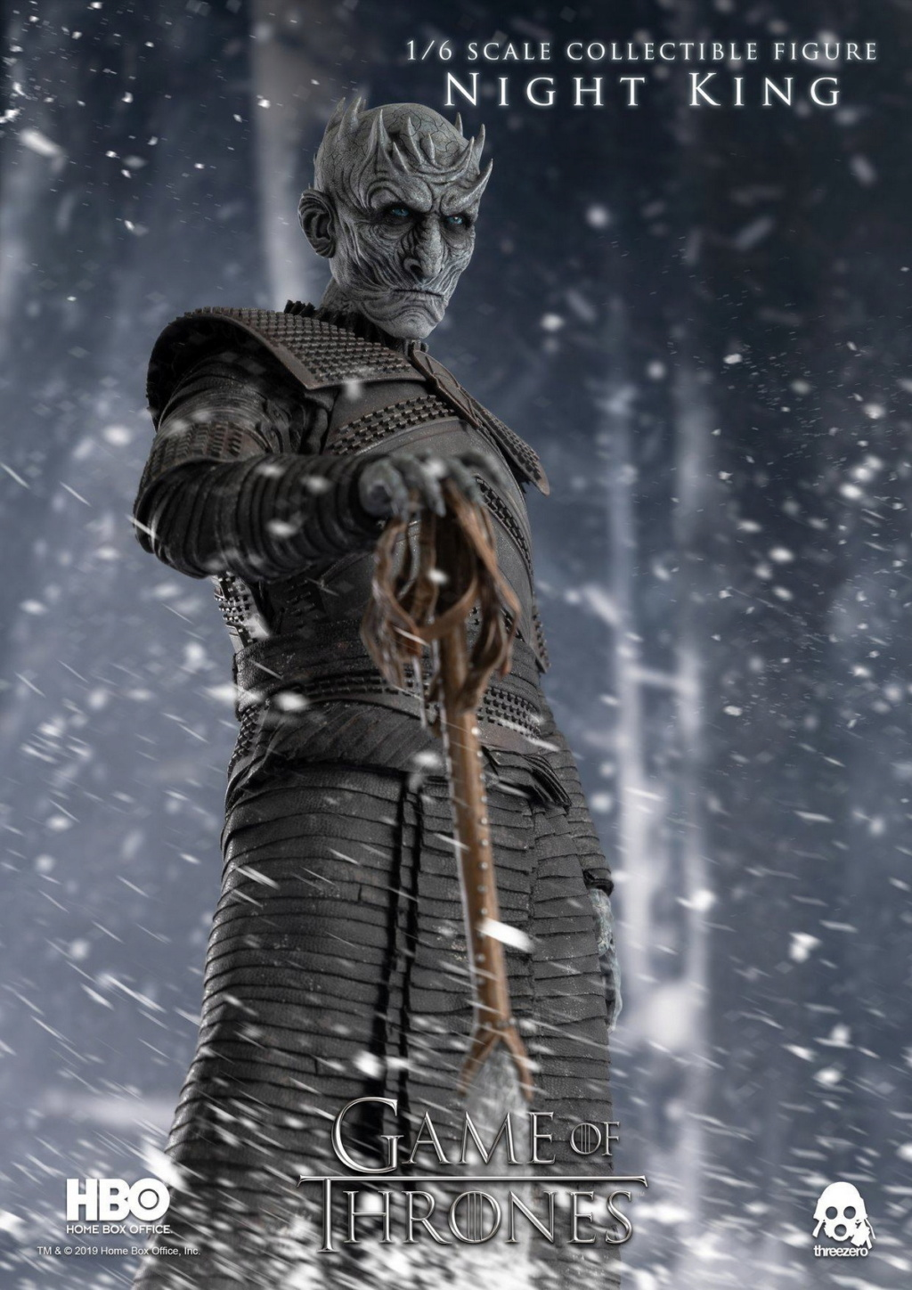 "fantasy - NEW PRODUCT: ThreeZero: 1/6 ""Game of Thrones"" - Night King / Night King 11001610"