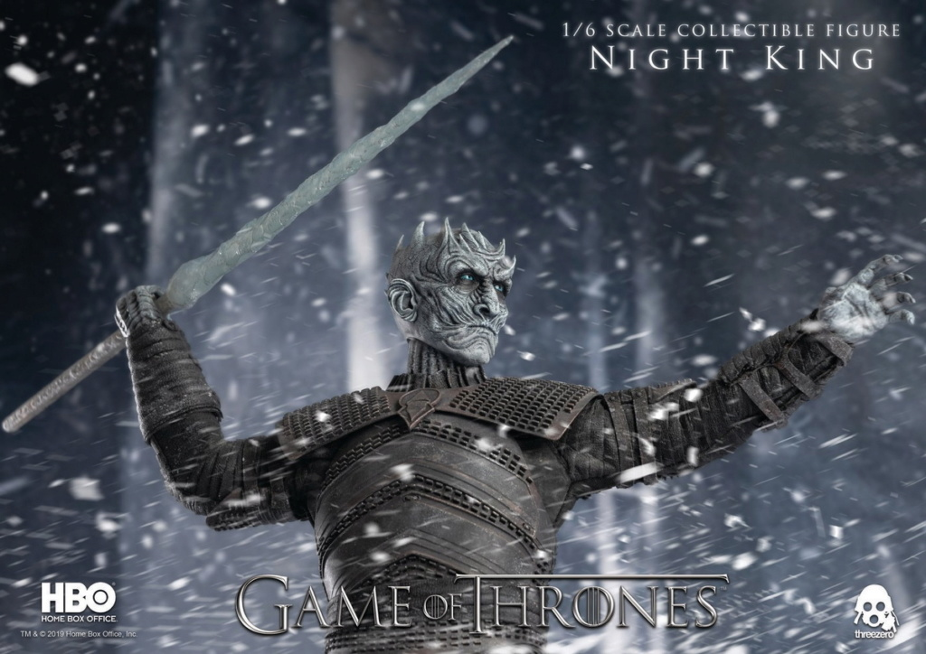 "fantasy - NEW PRODUCT: ThreeZero: 1/6 ""Game of Thrones"" - Night King / Night King 11002010"