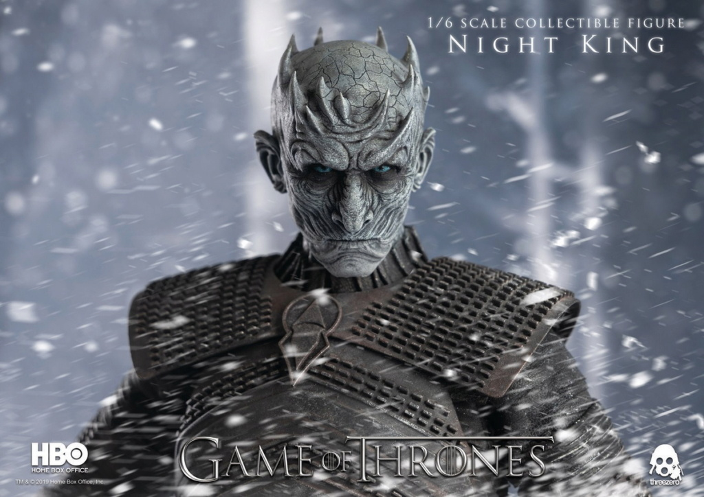 "fantasy - NEW PRODUCT: ThreeZero: 1/6 ""Game of Thrones"" - Night King / Night King 11003810"