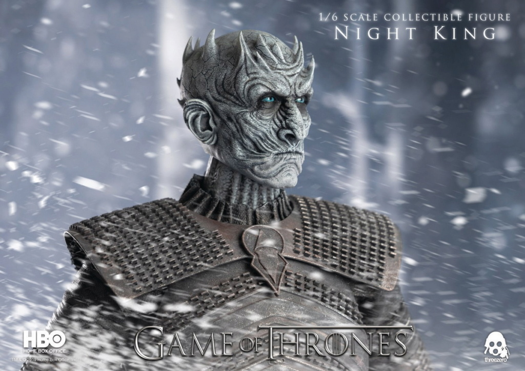 "fantasy - NEW PRODUCT: ThreeZero: 1/6 ""Game of Thrones"" - Night King / Night King 11004110"
