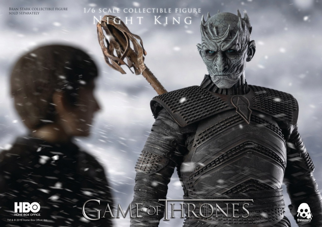 "fantasy - NEW PRODUCT: ThreeZero: 1/6 ""Game of Thrones"" - Night King / Night King 11005211"
