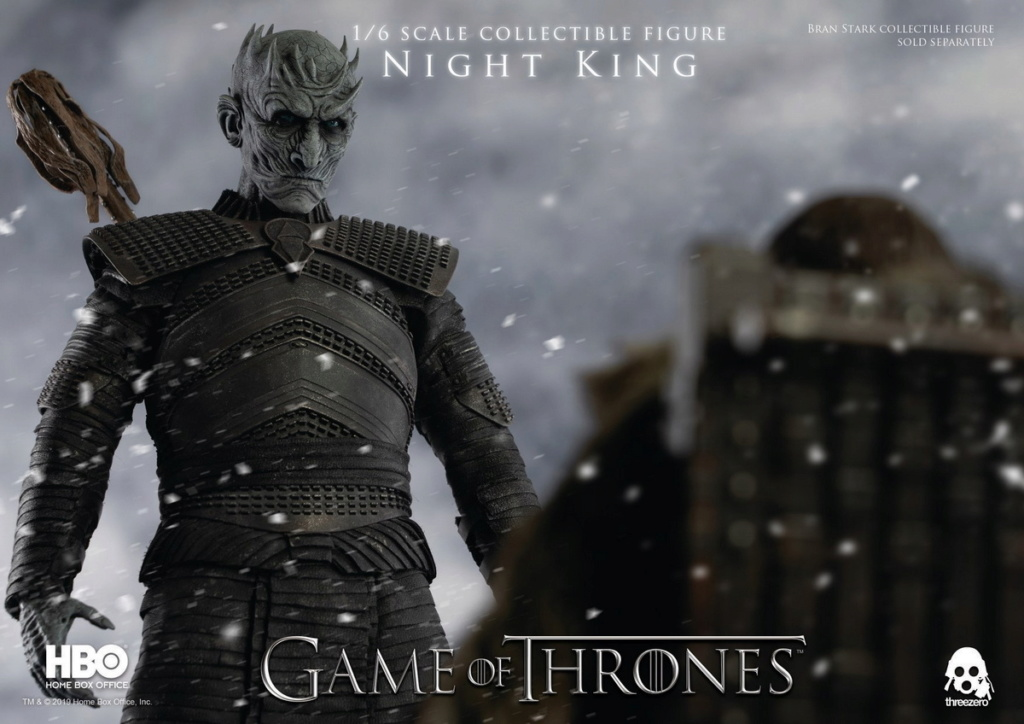 "fantasy - NEW PRODUCT: ThreeZero: 1/6 ""Game of Thrones"" - Night King / Night King 11005312"