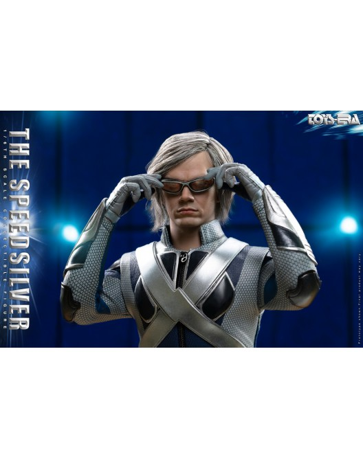 NEW PRODUCT: ToysEra:  1/6 Scale The Speedsilver Standard version & Deluxe version 11064410