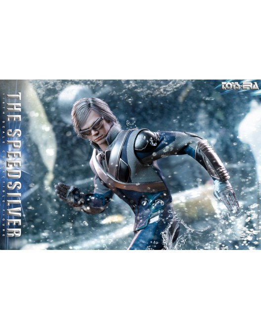 NEW PRODUCT: ToysEra:  1/6 Scale The Speedsilver Standard version & Deluxe version 11064411
