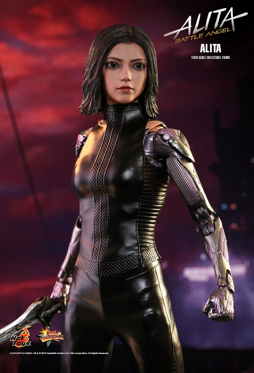 Alita - NEW PRODUCT: HOT TOYS: ALITA: BATTLE ANGEL ALITA 1/6TH SCALE COLLECTIBLE FIGURE 11120