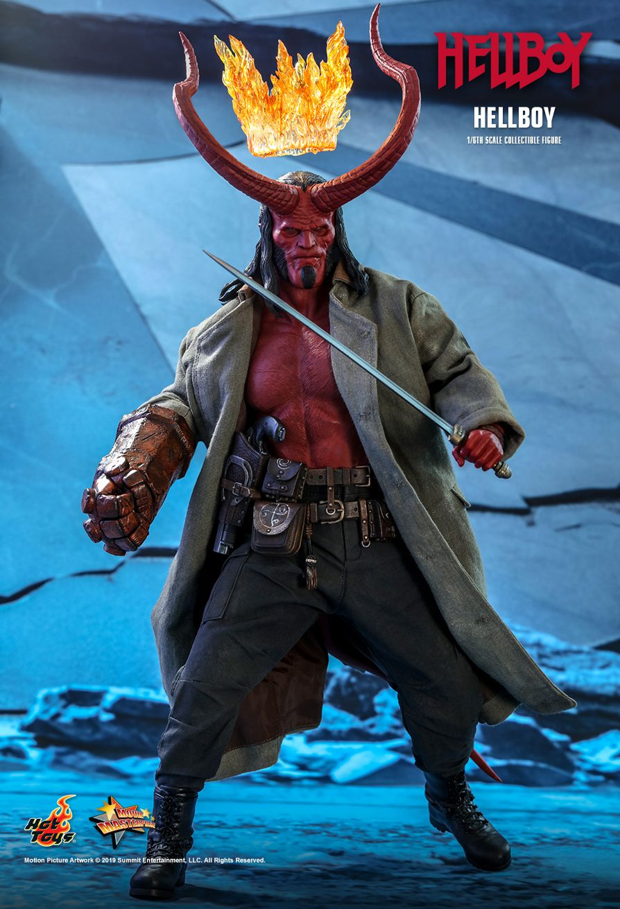 Topics tagged under hellboy on OneSixthFigures 11151
