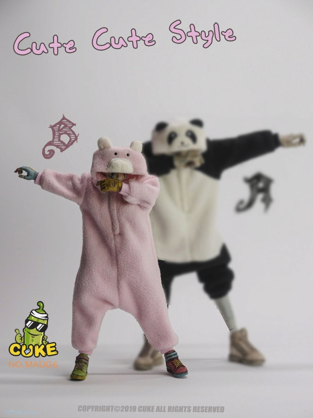 CukeToys - NEW PRODUCT: Cuke Toys: [CK-M006] 1/6 Cute Cute Style 11162013