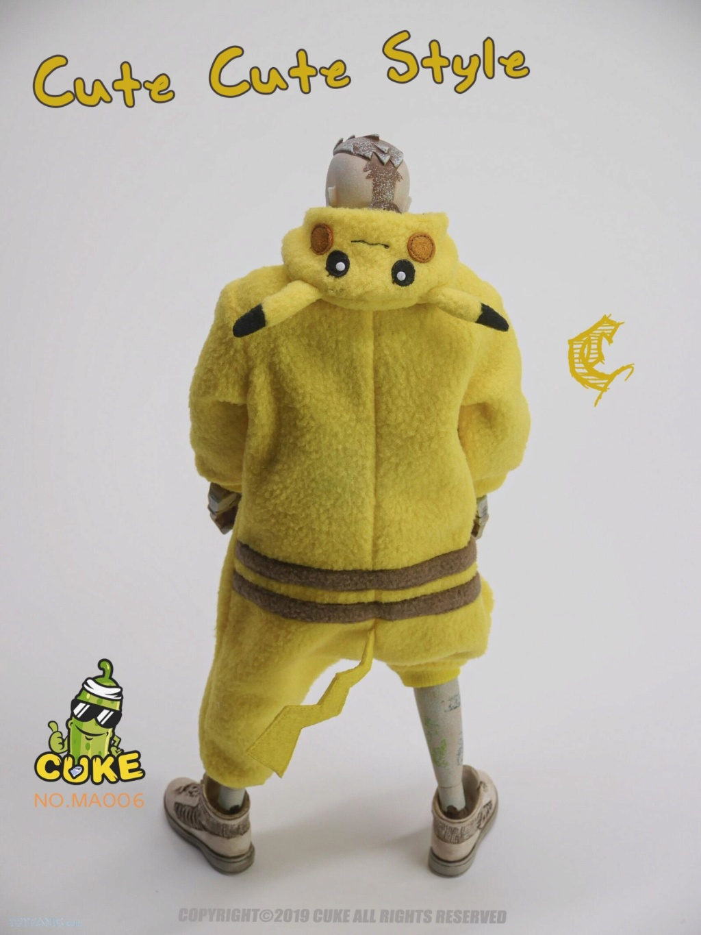 CukeToys - NEW PRODUCT: Cuke Toys: [CK-M006] 1/6 Cute Cute Style 11162016