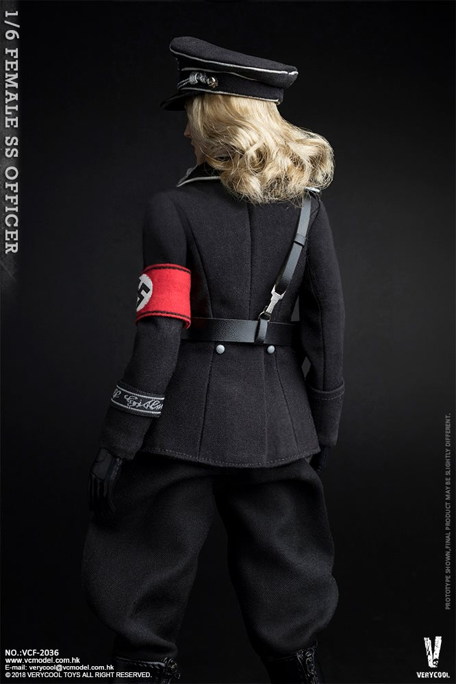 VeryCool - NEW PRODUCT: VERYCOOL VCF-2036 1/6 SS Female Officer 1120