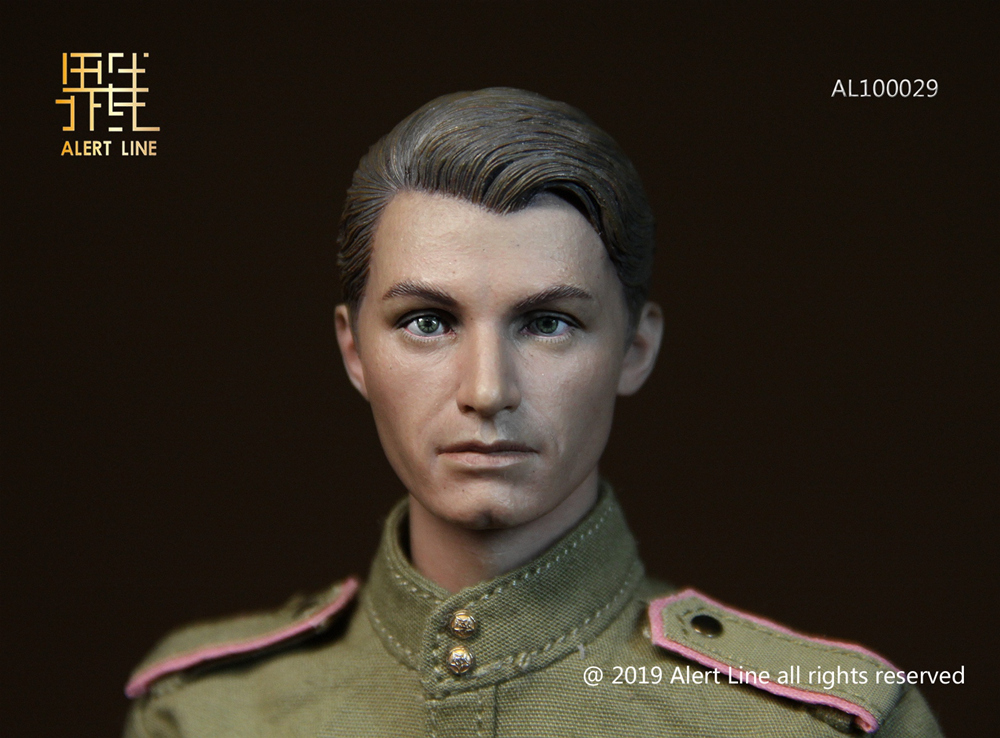 male - NEW PRODUCT: Alert Line: 1/6 WWII World War II Soviet Union - assault engineering action figure AL100029# 11210211