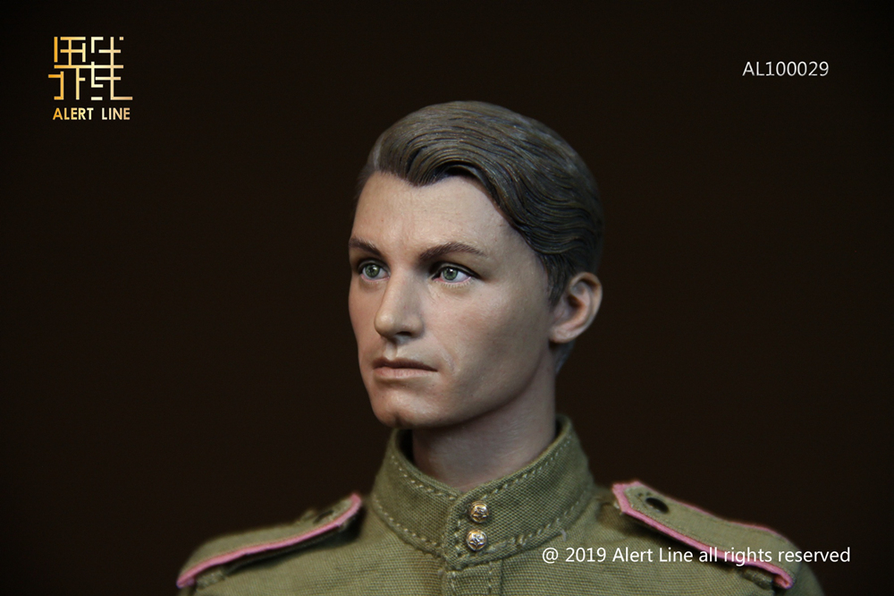 male - NEW PRODUCT: Alert Line: 1/6 WWII World War II Soviet Union - assault engineering action figure AL100029# 11210310
