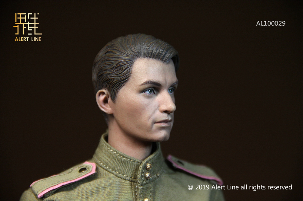 male - NEW PRODUCT: Alert Line: 1/6 WWII World War II Soviet Union - assault engineering action figure AL100029# 11210410