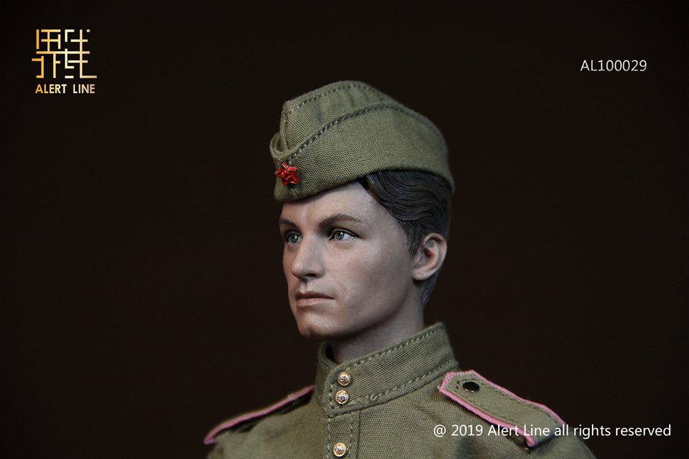 male - NEW PRODUCT: Alert Line: 1/6 WWII World War II Soviet Union - assault engineering action figure AL100029# 11210510