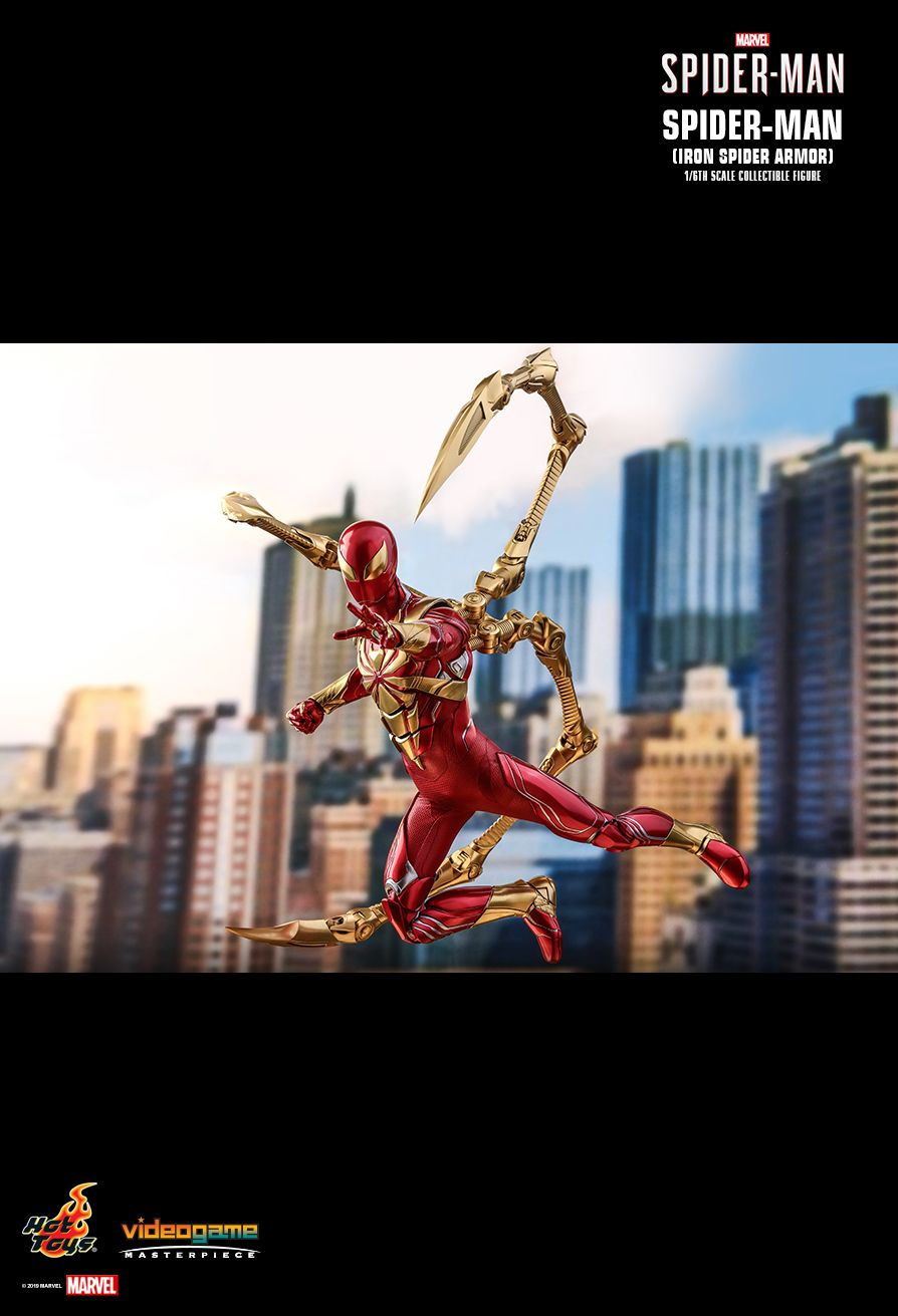Topics tagged under ironspider-man on OneSixthFigures 11211