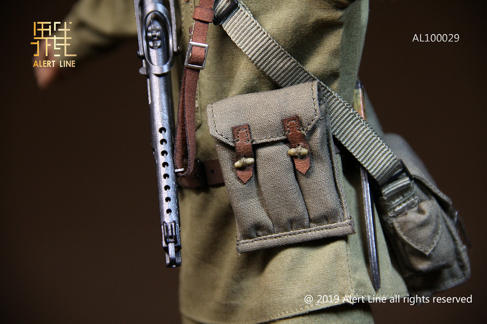 male - NEW PRODUCT: Alert Line: 1/6 WWII World War II Soviet Union - assault engineering action figure AL100029# 11211010