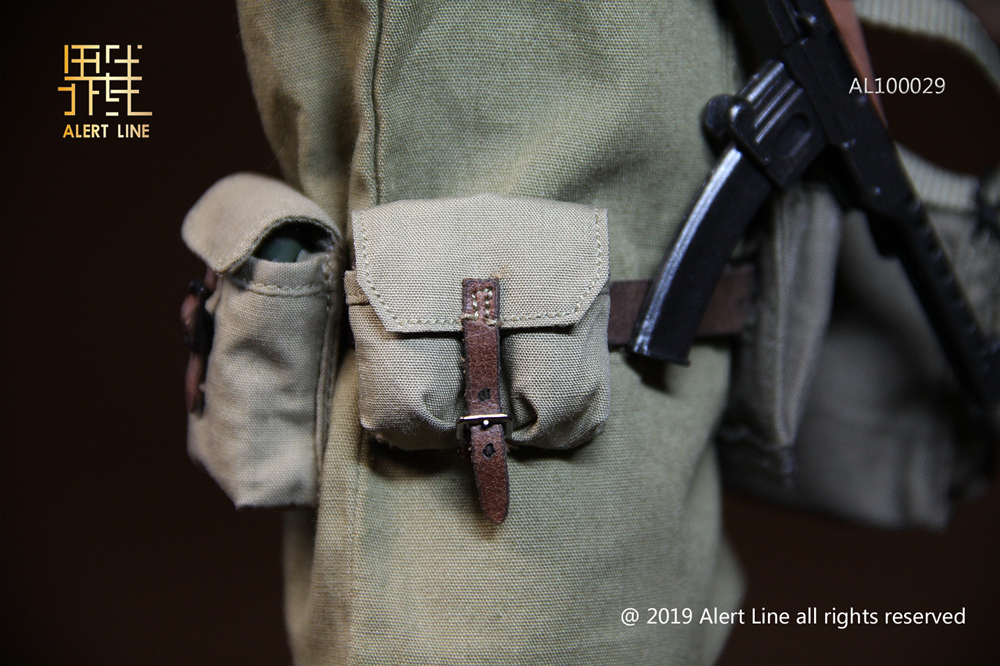 male - NEW PRODUCT: Alert Line: 1/6 WWII World War II Soviet Union - assault engineering action figure AL100029# 11211110