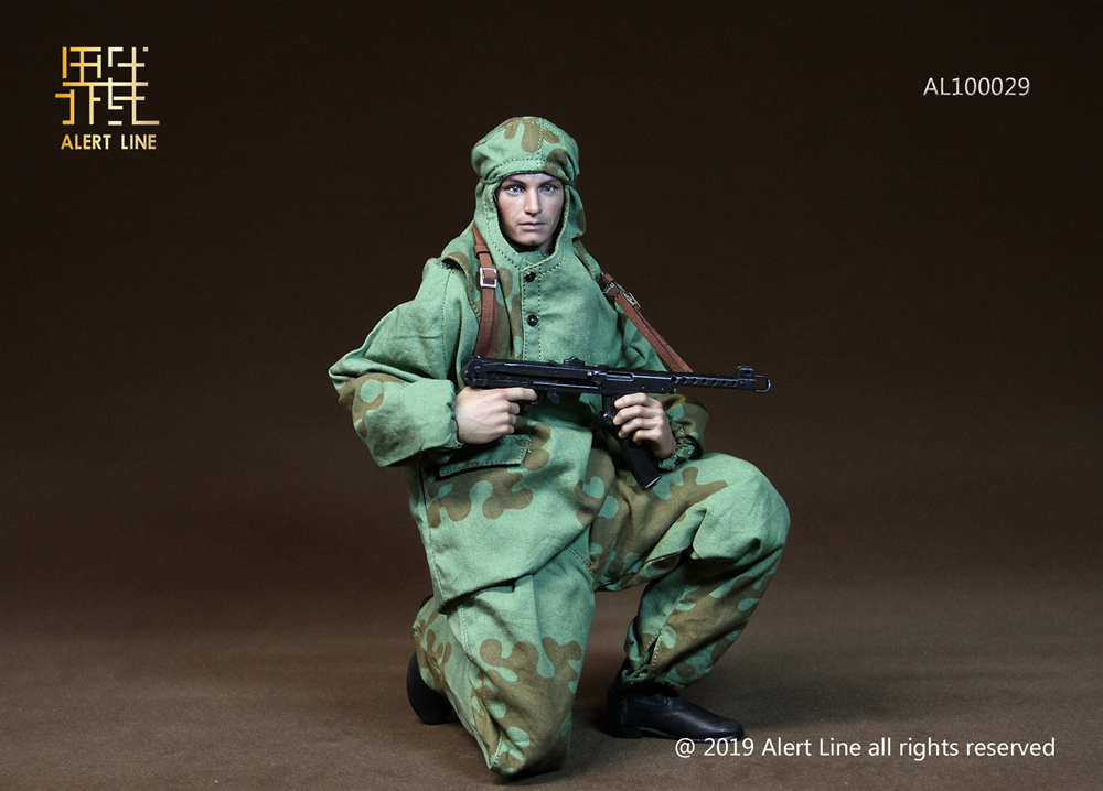 male - NEW PRODUCT: Alert Line: 1/6 WWII World War II Soviet Union - assault engineering action figure AL100029# 11211710