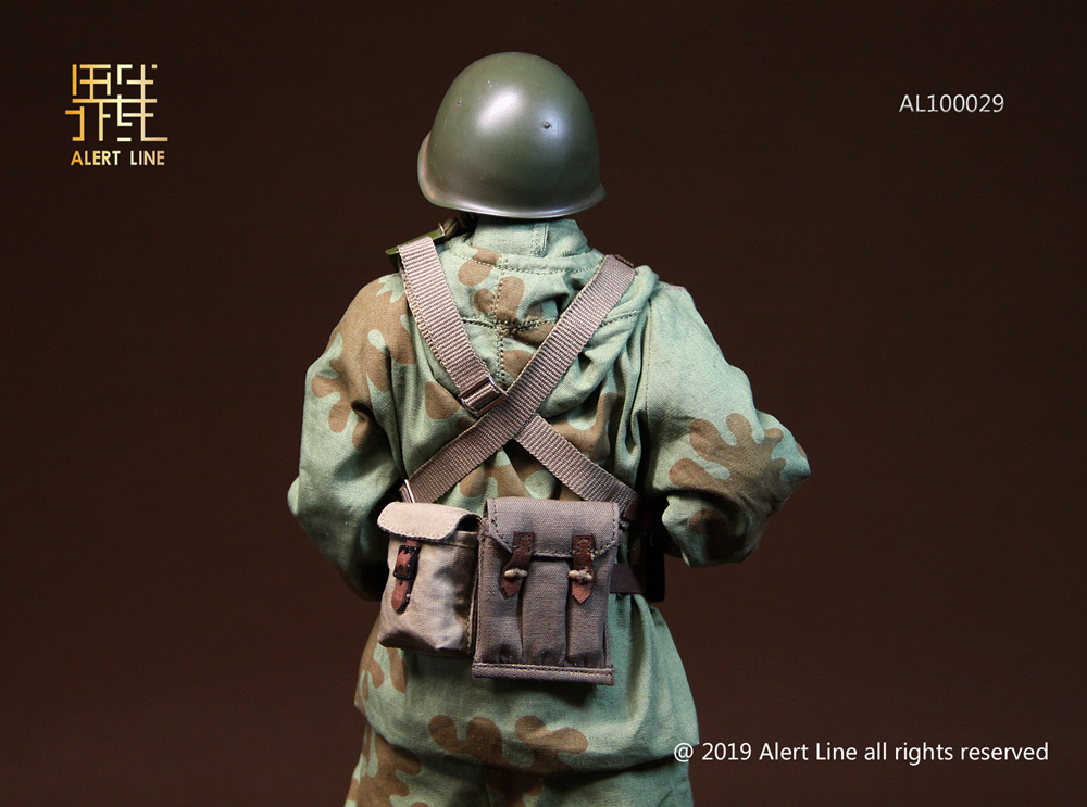 male - NEW PRODUCT: Alert Line: 1/6 WWII World War II Soviet Union - assault engineering action figure AL100029# 11212210