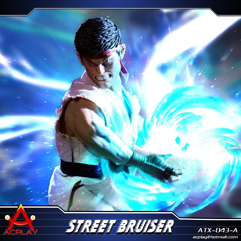 NEW PRODUCT: ACPLAY new products: 1/6 ATX043 Street Fighters practice martial arts A/B suit 11214710