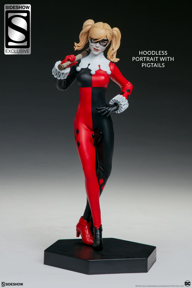 batman - NEW PRODUCT: Sideshow Collectibles: Harley Quinn Sixth Scale Figure 11307
