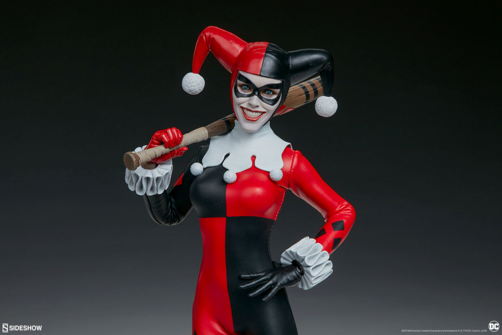 batman - NEW PRODUCT: Sideshow Collectibles: Harley Quinn Sixth Scale Figure 11308