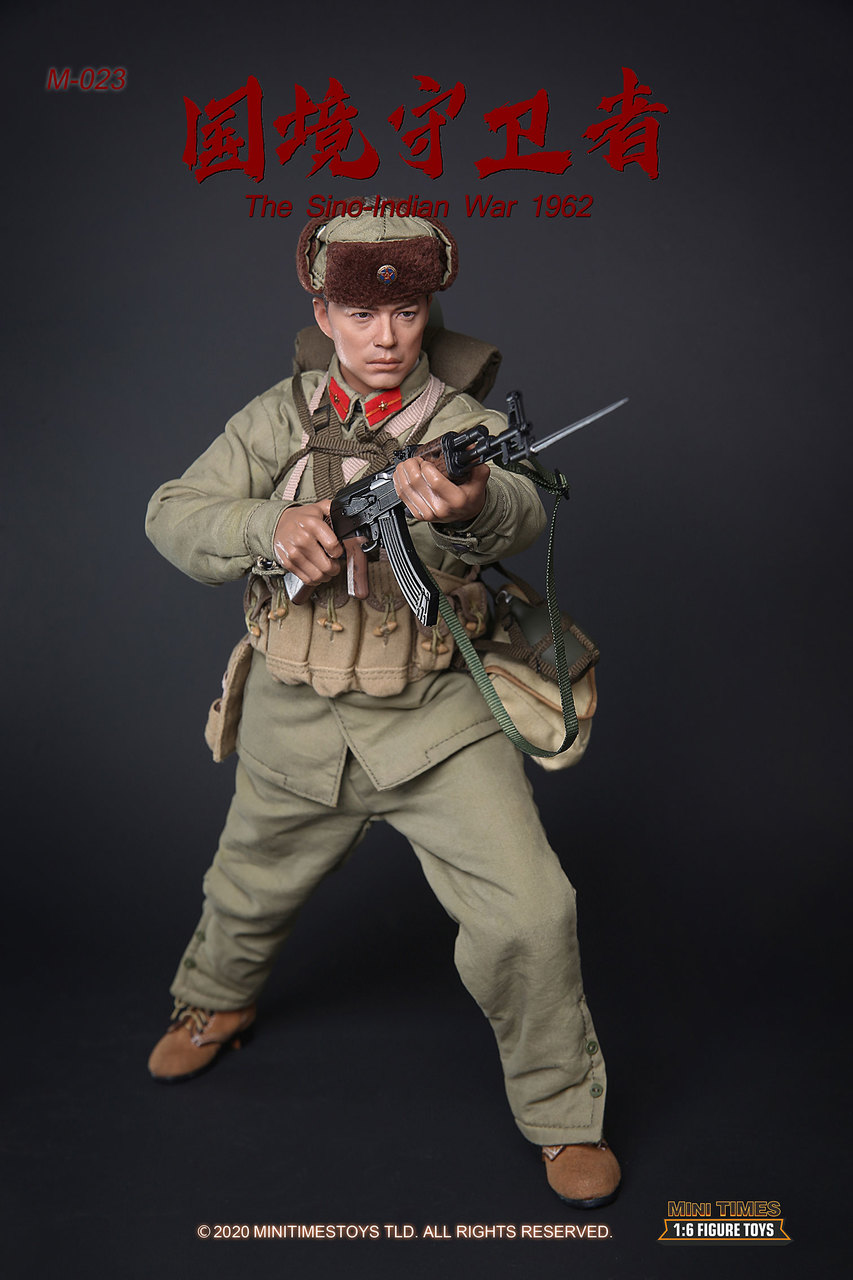 military - NEW PRODUCT: MINI TIMES TOYS: SINO-INDIAN WAR 1962 PLA SOLDIER 1/6 SCALE ACTION FIGURE M023 11313