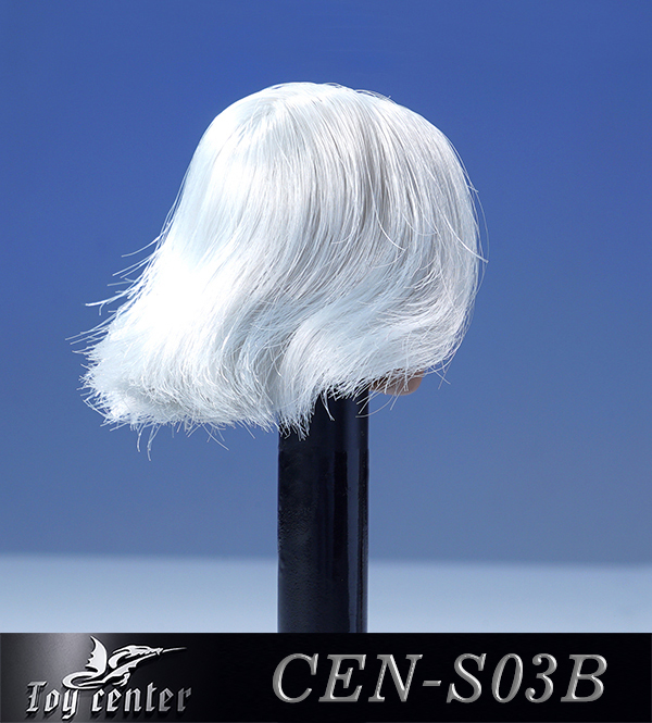 comicbook-based - NEW PRODUCT: Toy Center: 1/6 European and American hair female head carving - two colors CEN-S03 11400510