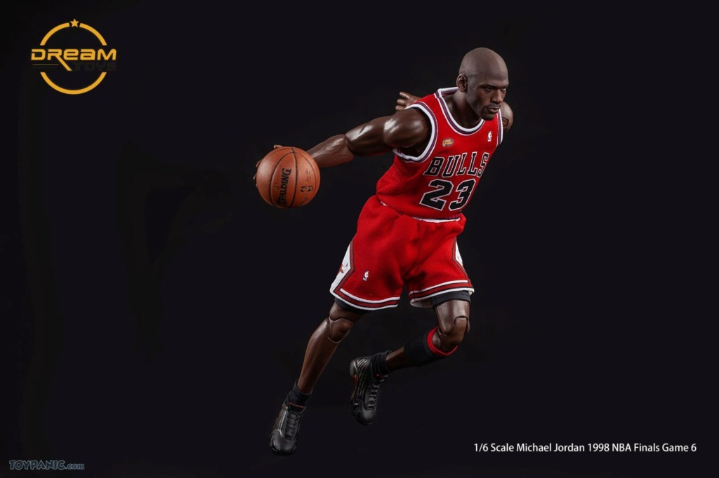 athlete - NEW PRODUCT: DreamToys: NBA Finals Jordan, Bryant, & James 1/6 scale action figures 11420221