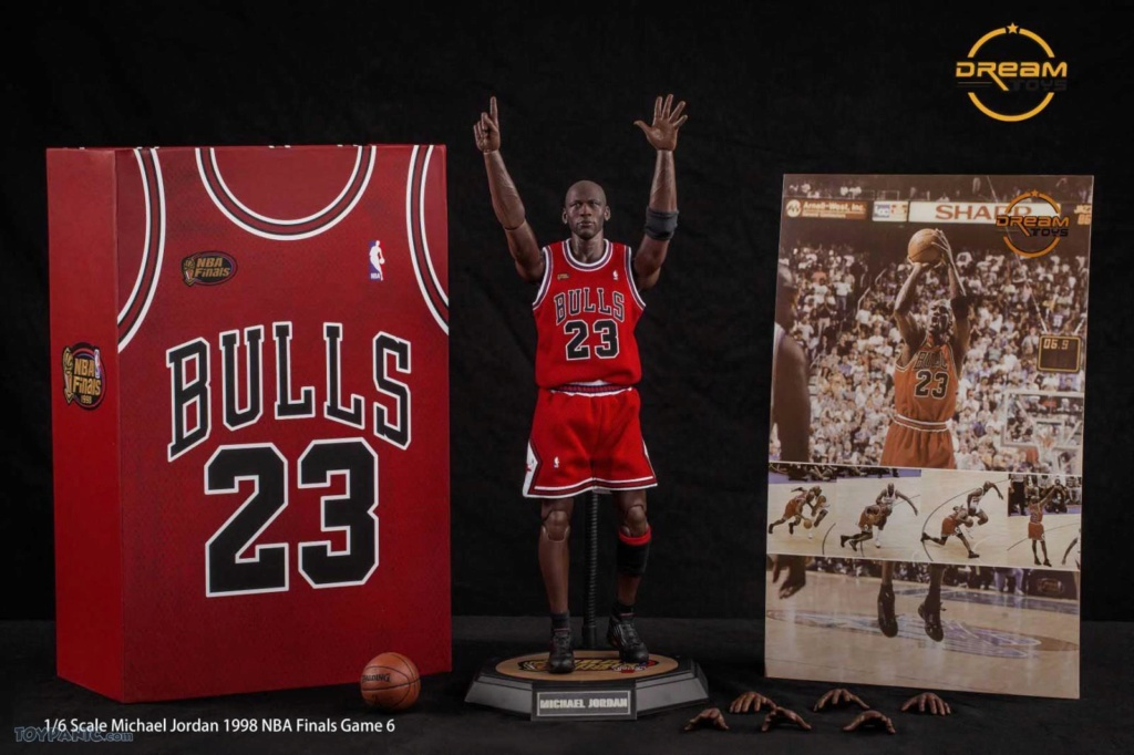athlete - NEW PRODUCT: DreamToys: NBA Finals Jordan, Bryant, & James 1/6 scale action figures 11420227