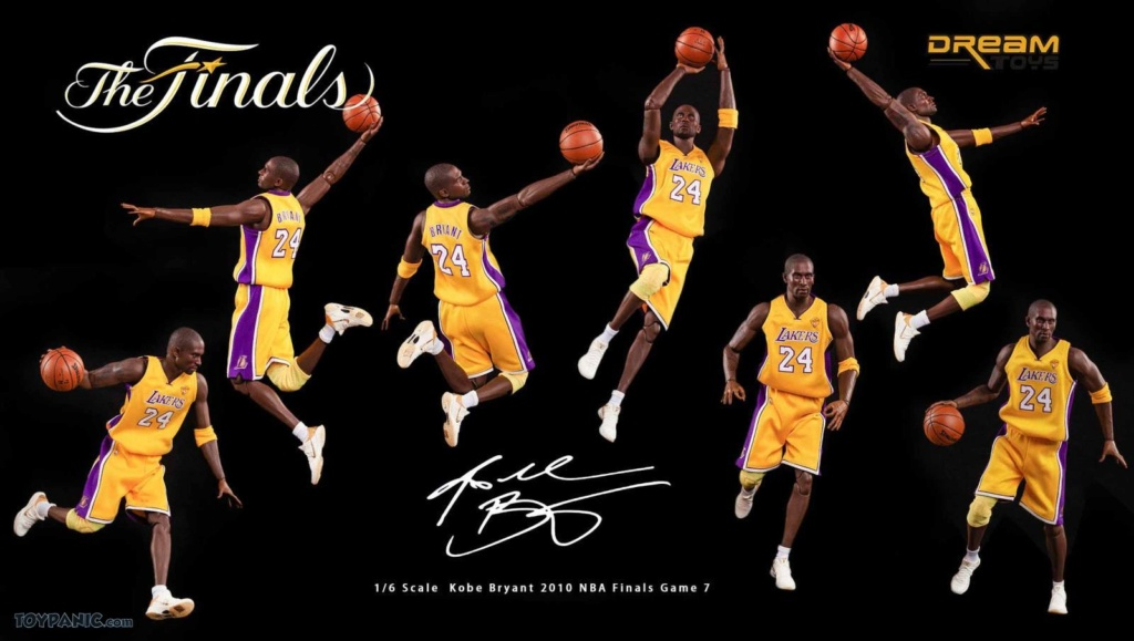 athlete - NEW PRODUCT: DreamToys: NBA Finals Jordan, Bryant, & James 1/6 scale action figures 11420229