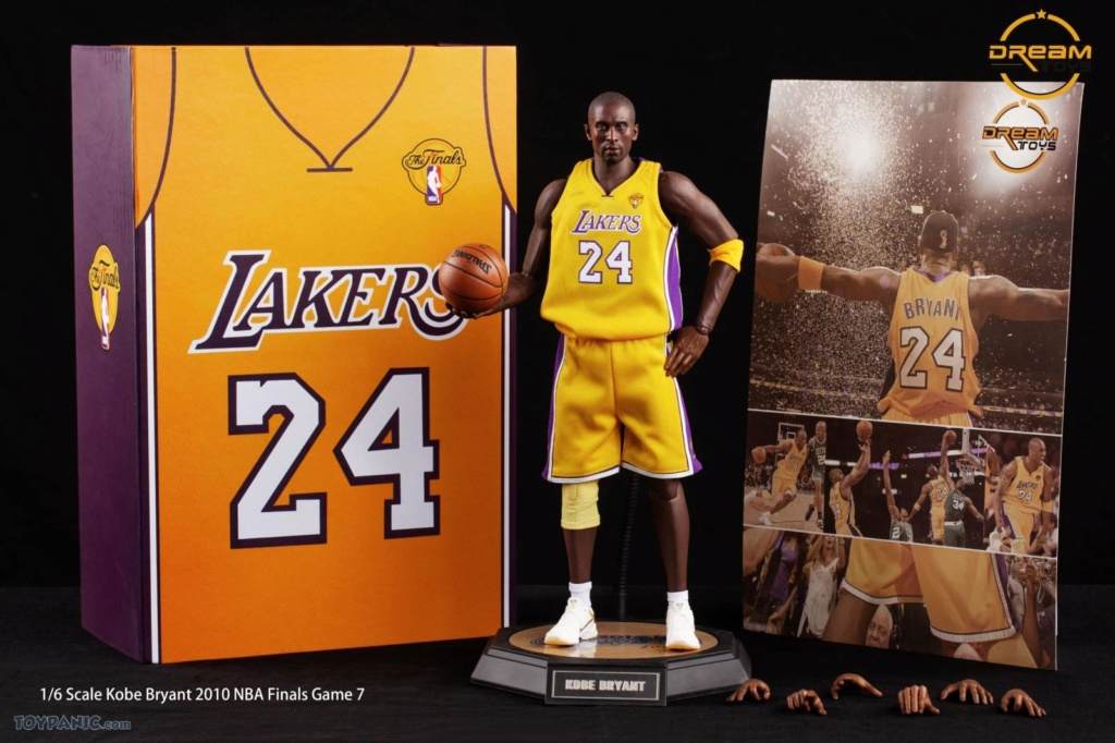 athlete - NEW PRODUCT: DreamToys: NBA Finals Jordan, Bryant, & James 1/6 scale action figures 11420241