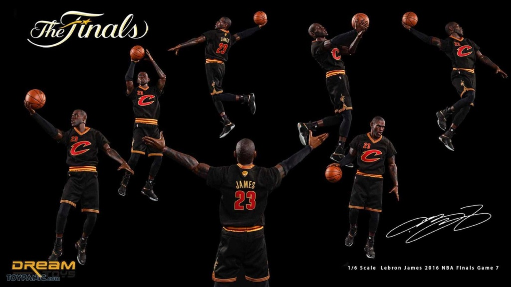 athlete - NEW PRODUCT: DreamToys: NBA Finals Jordan, Bryant, & James 1/6 scale action figures 11420242