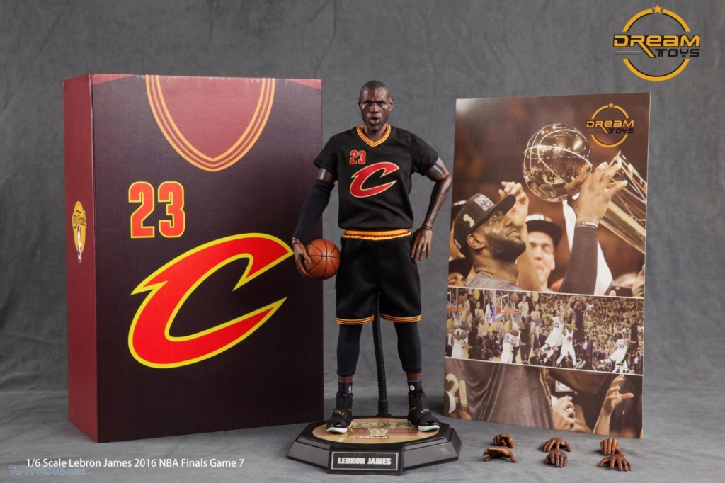 athlete - NEW PRODUCT: DreamToys: NBA Finals Jordan, Bryant, & James 1/6 scale action figures 11420260