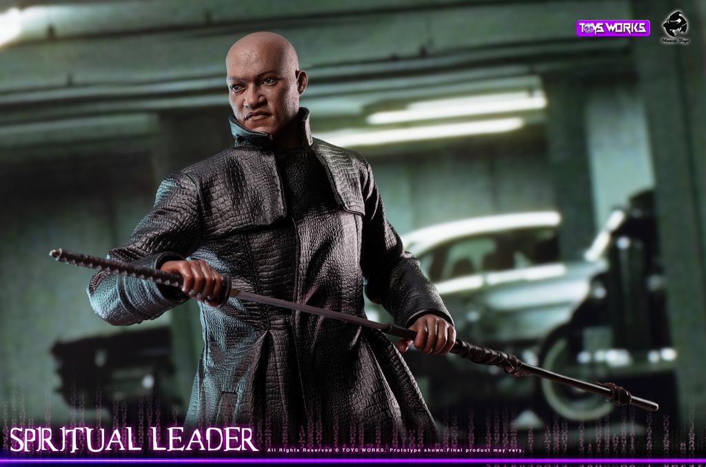 male - NEW PRODUCT: Toys Works: 1/6 Soul Leader Spiritual Leader Movable Tw009# 11540910