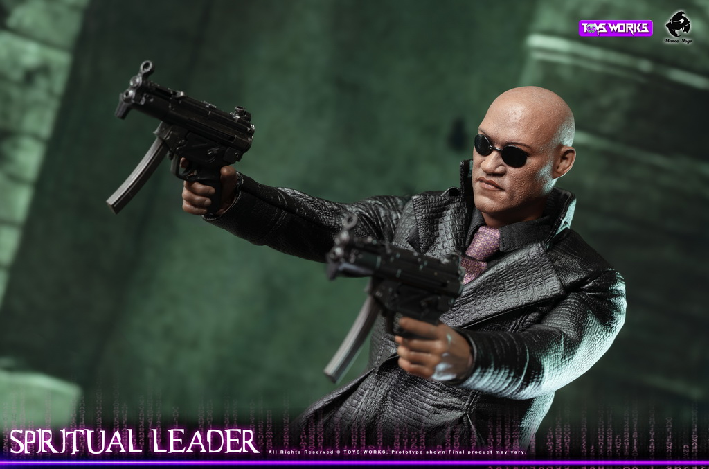 male - NEW PRODUCT: Toys Works: 1/6 Soul Leader Spiritual Leader Movable Tw009# 11541110