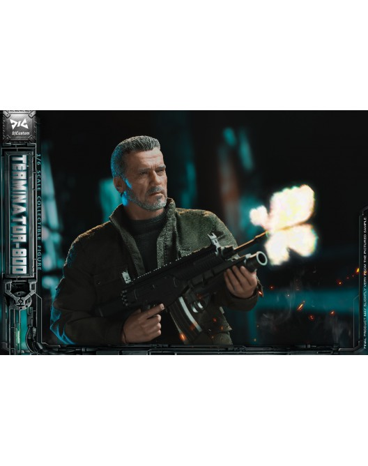 Sci-Fi - NEW PRODUCT: DJ-Custom No.16004 1/6 Scale Terminator 800 11563011