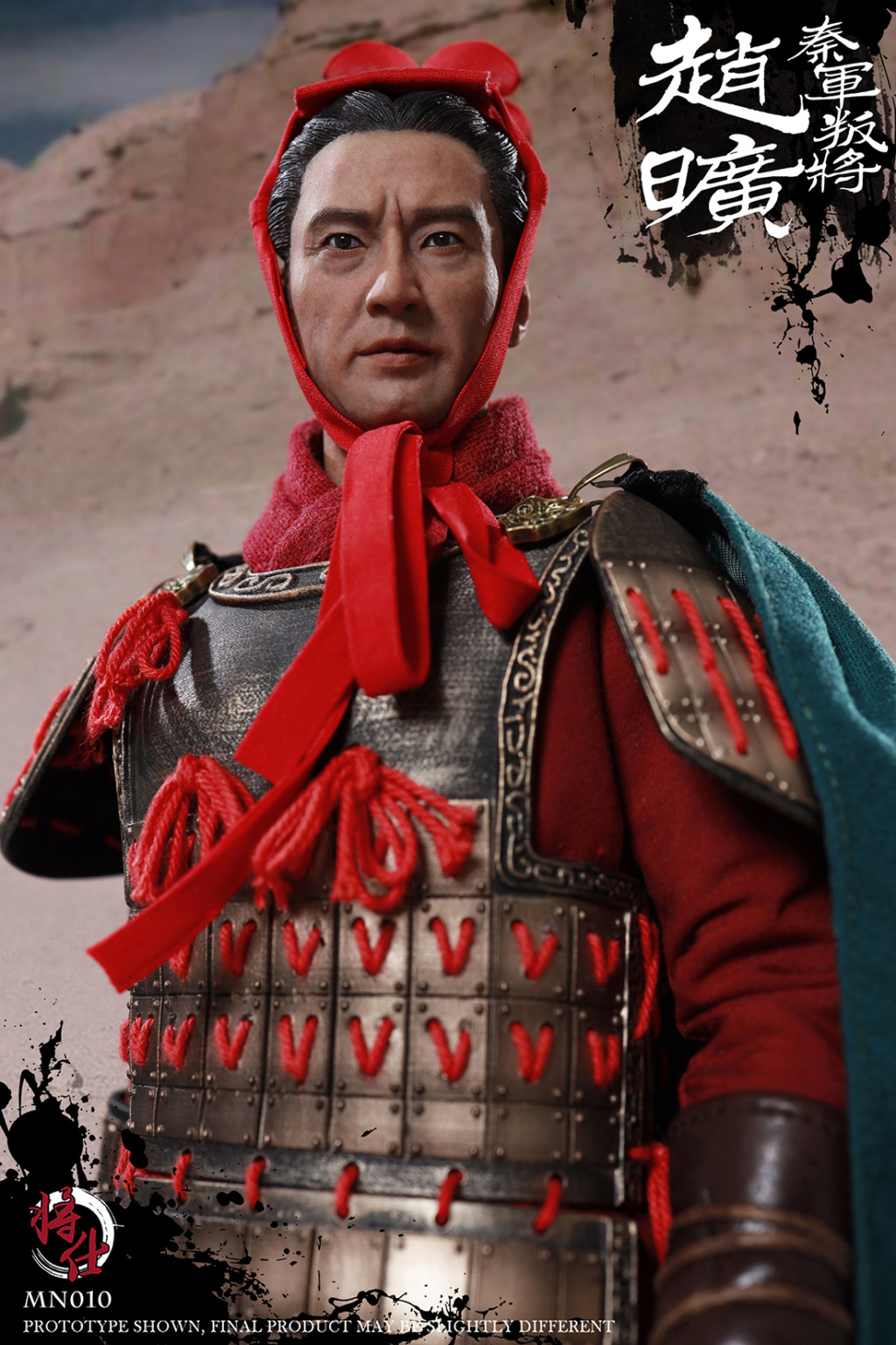 military - NEW PRODUCT: Shishi model: 1/6 Warring States series MN010 Qin Jun rebel Zhao Wei  11564310