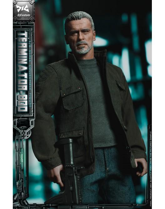 Sci-Fi - NEW PRODUCT: DJ-Custom No.16004 1/6 Scale Terminator 800 11565810