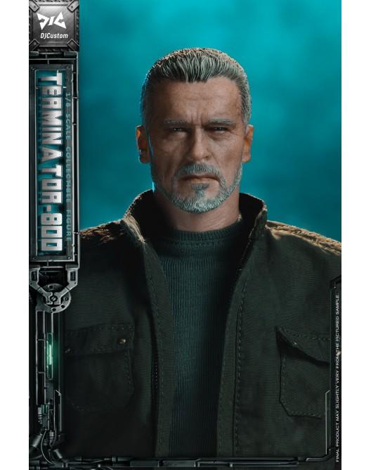 Sci-Fi - NEW PRODUCT: DJ-Custom No.16004 1/6 Scale Terminator 800 11572210