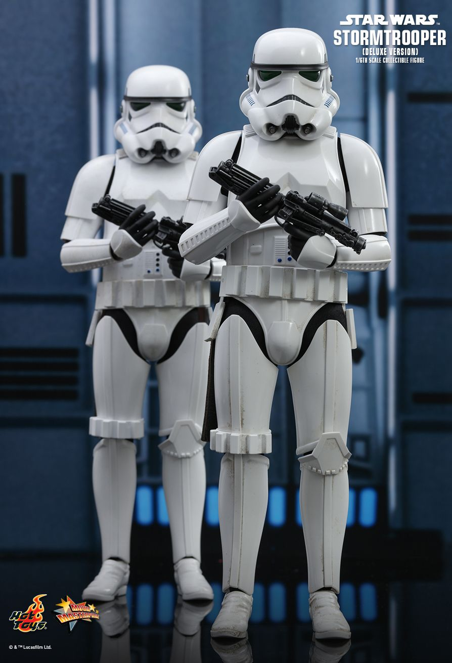 stormtrooper - NEW PRODUCT: HOT TOYS: STAR WARS STORMTROOPER (DELUXE VERSION) 1/6TH SCALE COLLECTIBLE FIGURE 1184