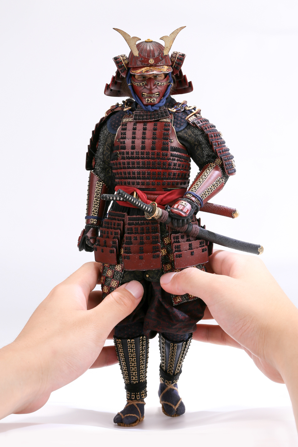 PopToys - NEW PRODUCT: POPTOYS:1/6 The ancient sacred loyalty warrior [100% all-alloy hand-worn rope] standard edition & collector's edition 12013910