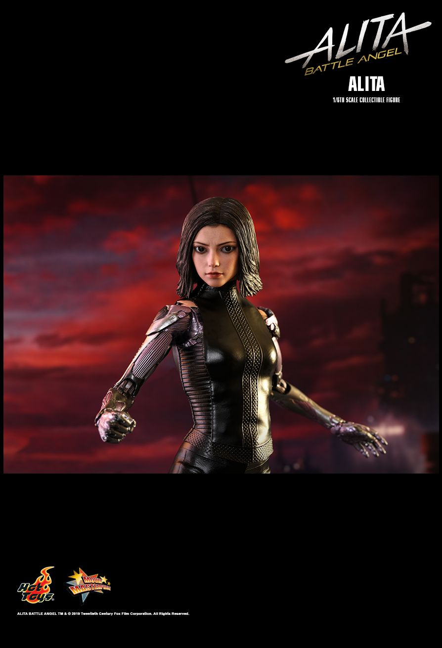 Alita - NEW PRODUCT: HOT TOYS: ALITA: BATTLE ANGEL ALITA 1/6TH SCALE COLLECTIBLE FIGURE 12106