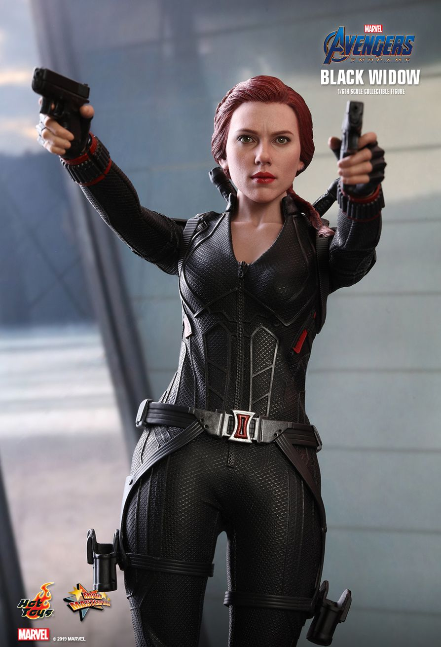EndGame - NEW PRODUCT: HOT TOYS: AVENGERS: ENDGAME BLACK WIDOW 1/6TH SCALE COLLECTIBLE FIGURE 12138